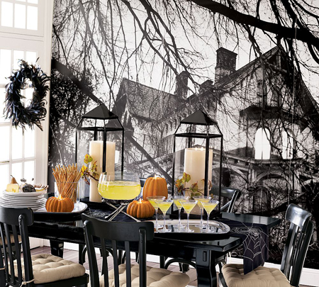 Pottery Barn Halloween - Design Editor