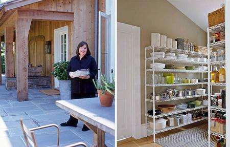Ina Garten House ina garten whips up an oasis - design editor