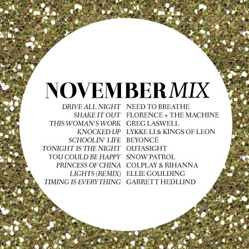 NovemberMix