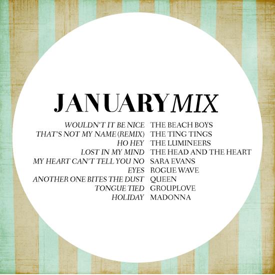 Januarymix