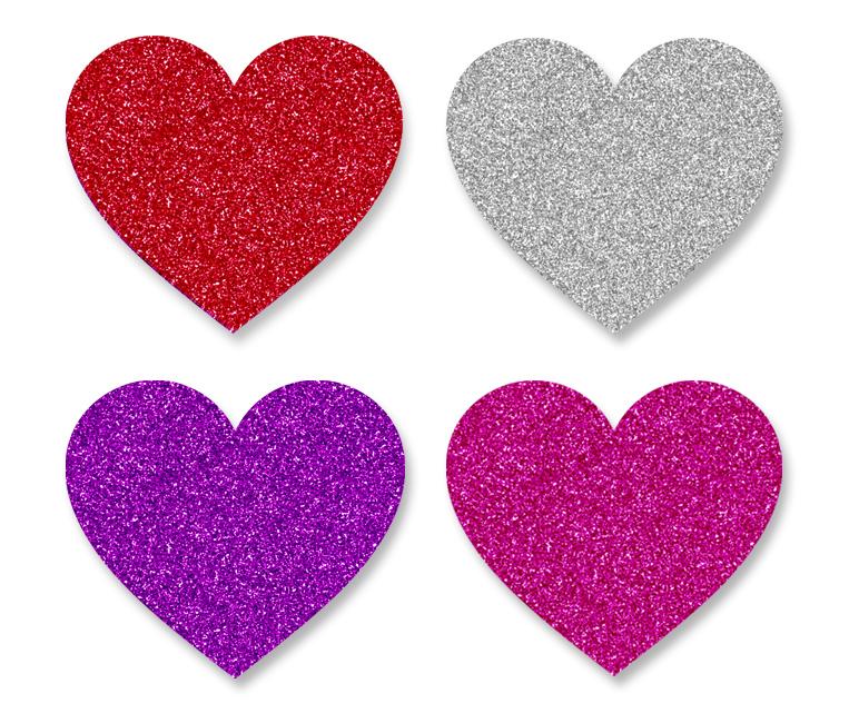 Gliterhearts