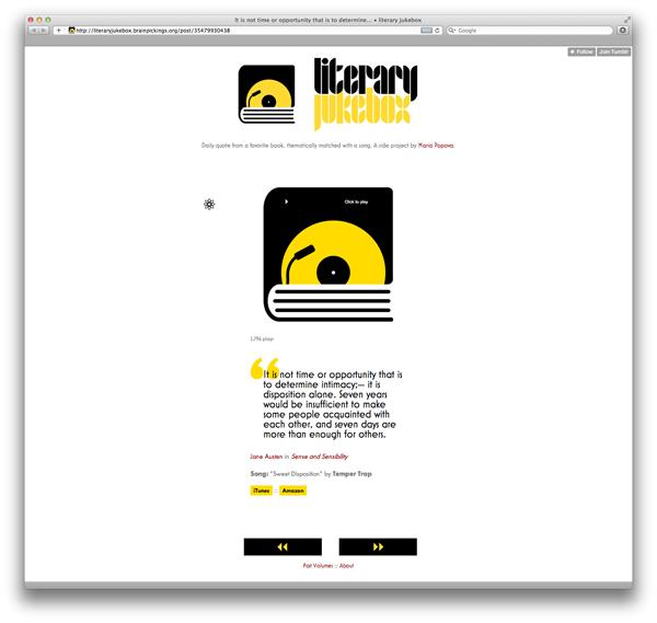 Designeditor+literaryjukebox
