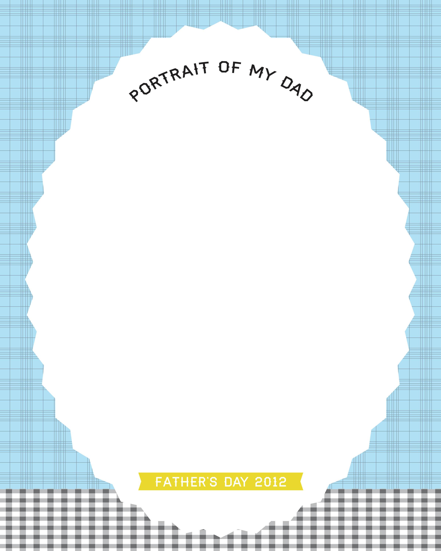 Шаблон открытка для папы на день рождения своими руками 30